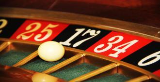 Ein Bild von einem Roulettekessel